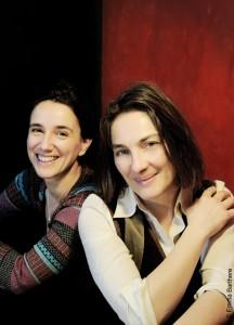 Charlotte Rondelez et Stéphanie Tesson JPEG