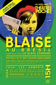 AFF BLAISE AU BRESIL