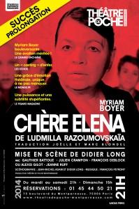 AFF CHERE ELENA Prologation