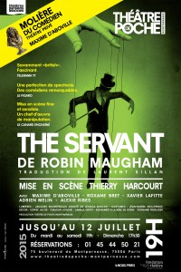 AFF THE SERVANT Moliere Mai15
