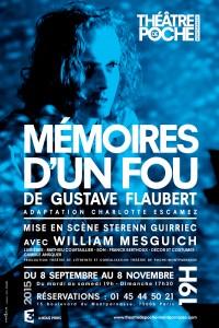 AFF FLAUBERT MEMOIRES