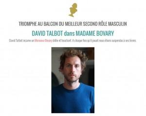 Triomphe AUBALCON 2016 - David Talbot